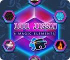 1001 Jigsaw Six Magic Elements игра