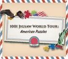 1001 Jigsaw World Tour American Puzzle игра