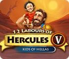 12 Labours of Hercules: Kids of Hellas игра