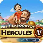 12 Labours of Hercules V: Kids of Hellas игра