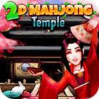 2D Mahjong Temple игра