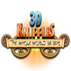 3D Knifflis: The Whole World in 3D! игра