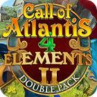 4 Elements II - Call of Atlantis Treasures of Poseidon Double Pack игра