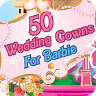 50 Wedding Gowns for Barbie игра