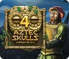 4 Aztec Skulls игра