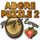 Adore Puzzle 2: Flavors of Europe игра