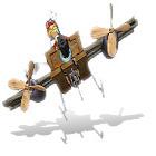 Аэроплан игра