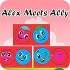Alex Meet Ally игра