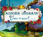 Alice's Jigsaw Time Travel игра