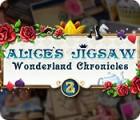 Alice's Jigsaw: Wonderland Chronicles 2 игра