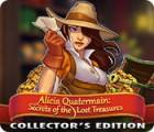 Alicia Quatermain: Secrets Of The Lost Treasures Collector's Edition игра