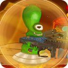 Alien vs Robots: The Conquest игра