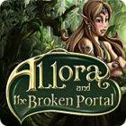Allora and The Broken Portal игра
