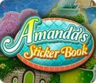Amanda's Sticker Book игра