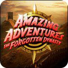Amazing Adventures: The Forgotten Dynasty игра