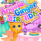 Angela Ginger Birthday Surprise игра