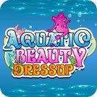 Aquatic Beauty Dressup игра