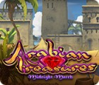 Arabian Treasures: Midnight Match игра