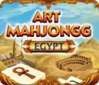 Art Mahjongg Egypt игра