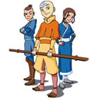 Avatar. The Last Airbender: Elemental Escape игра