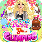Barbie Goes Glamping игра