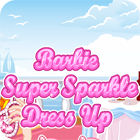 Barbie Super Sparkle DressUp игра