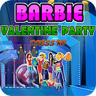 Barbie Valentine Party игра