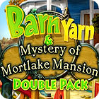 Barn Yarn & Mystery of Mortlake Mansion Double Pack игра