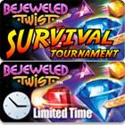 Bejeweled Twist Online игра