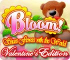 Bloom! Share flowers with the World: Valentine's Edition игра