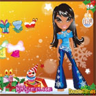 Bratz's Fashion Christmas игра