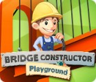 BRIDGE CONSTRUCTOR: Playground игра