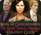 Brink of Consciousness: The Lonely Hearts Murders Strategy Guide игра