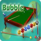 Bubble Snooker игра