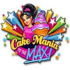 Cake Mania: To the Max игра
