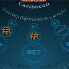 Карибский покер игра
