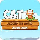 Cat Around The World: Alpine Lakes игра