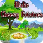 Make Cheesy Potatoes игра