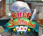 Chef Solitaire: USA игра
