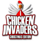 Chicken Invaders 2 Christmas Edition игра