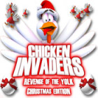Chicken Invaders 3 Christmas Edition игра