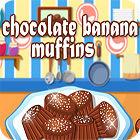 Chocolate Banana Muffins игра