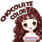 Chocolate Color игра