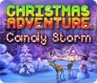 Christmas Adventure: Candy Storm игра