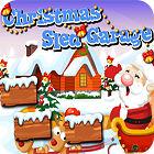 Christmas Sledge Garage игра