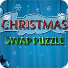 Christmas Swap Puzzle игра