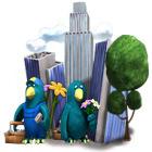 Пластилиновый город игра