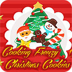 Cooking Frenzy. Christmas Cookies игра