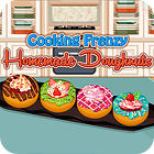 Cooking Frenzy: Homemade Donuts игра