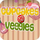 Cupcakes VS Veggies игра